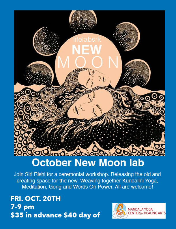 October New Moon Lab copy