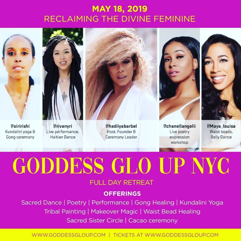 Goddess Glo Up 1