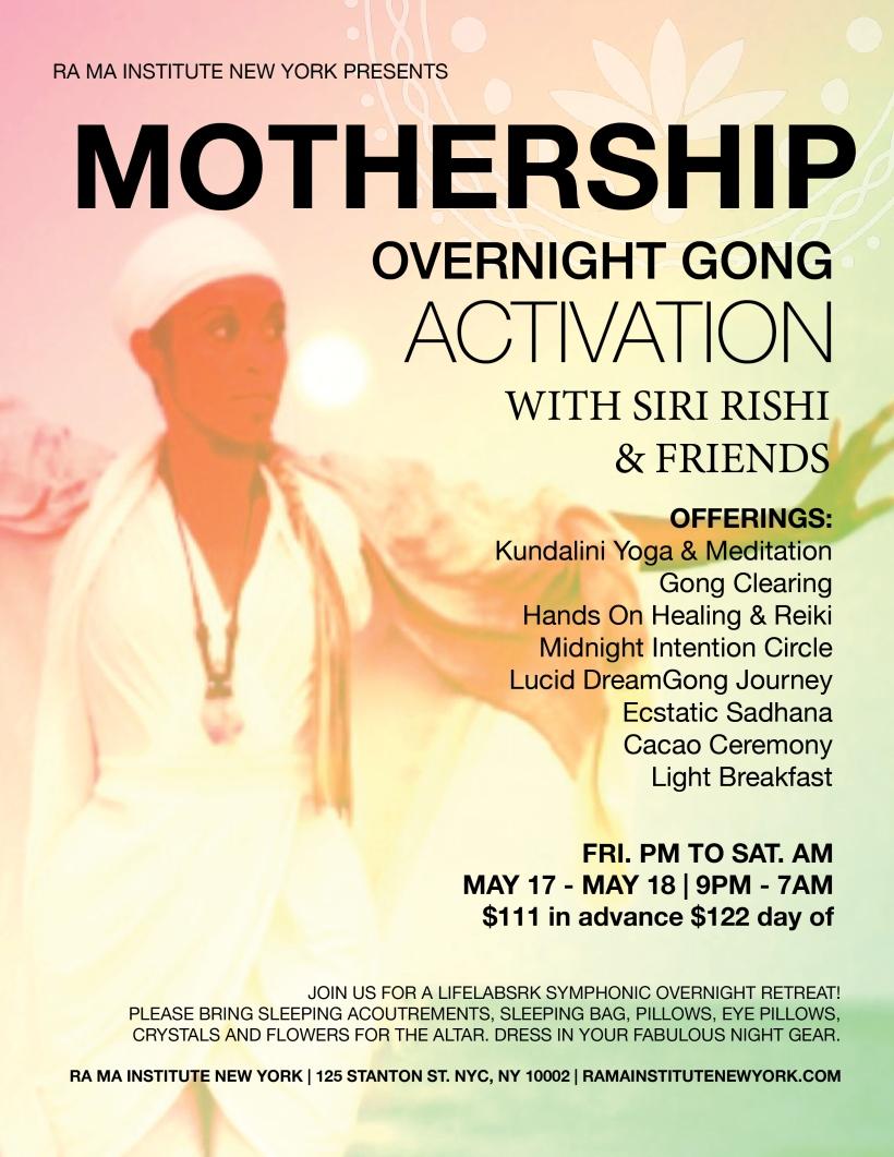 May Mothership Gong 2